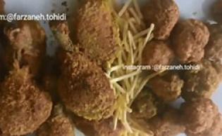 طرز تهیه ی مرغ و قارچ سوخاری
