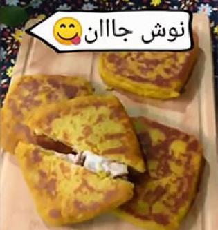 ساندویچ پنیری